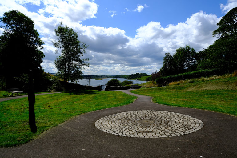 Coronation Park, Berwick-upon-Tweed